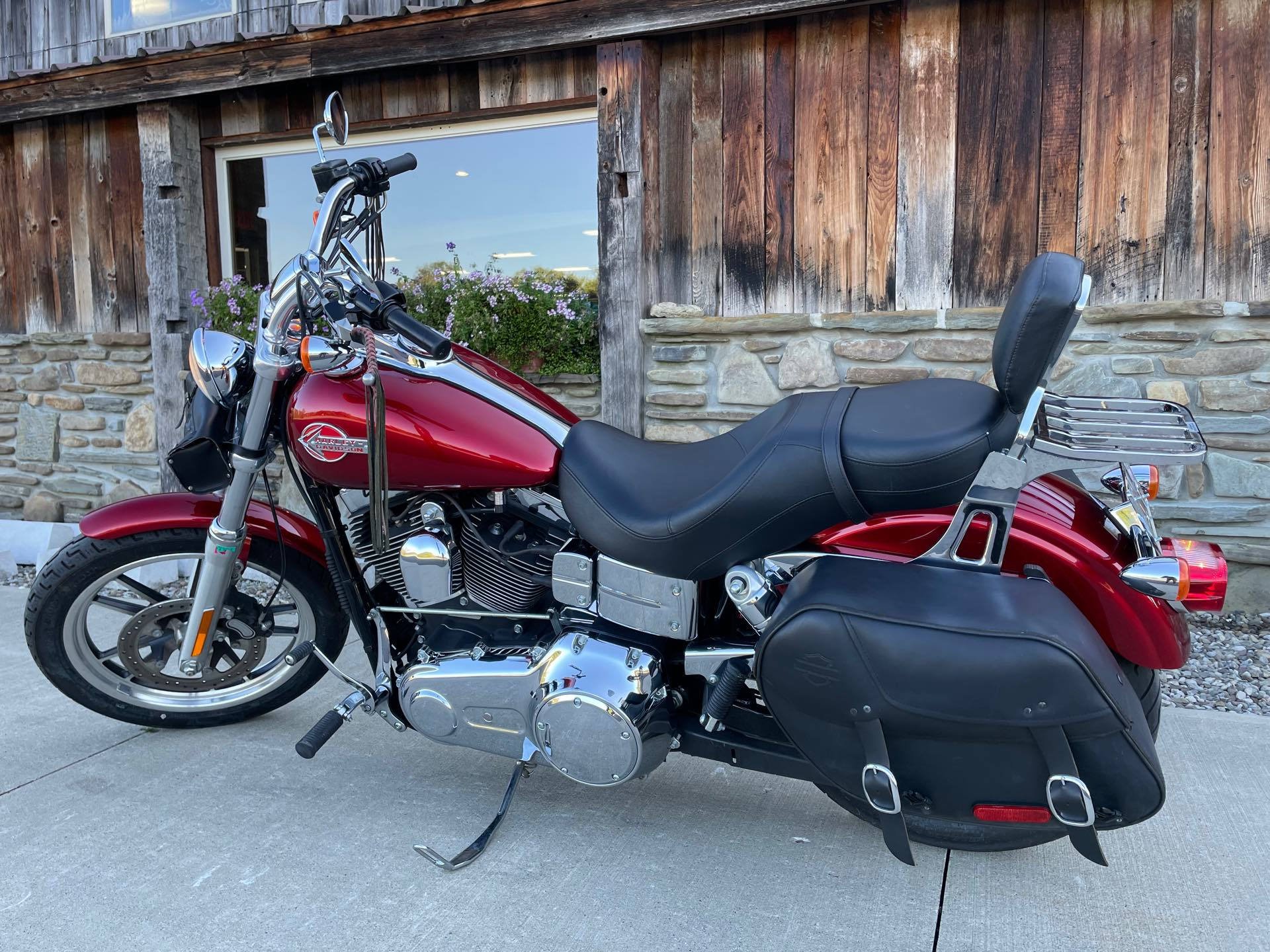 2008 Harley-Davidson Dyna Glide Low Rider at Arkport Cycles