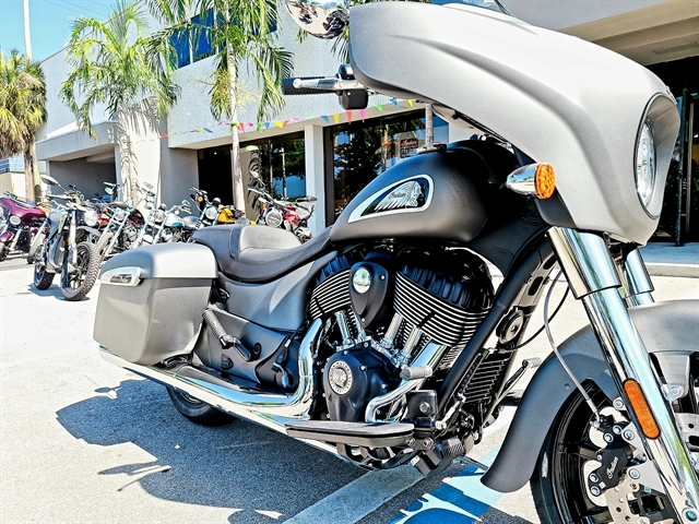 2020 Indian Chieftain 111 at Fort Lauderdale