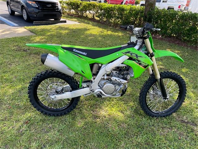 2022 Kawasaki KX 250 at Powersports St. Augustine