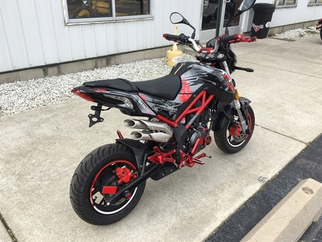 2019 Benelli TNT135 Custom at Randy's Cycle, Marengo, IL 60152