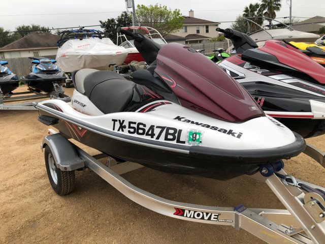 2011 KAWASAKI STX15F at Kent Powersports, North Selma, TX 78154
