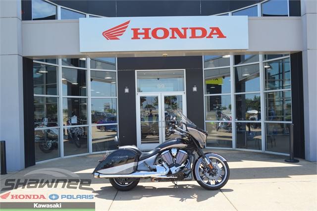 2015 Victory Magnum Base at Shawnee Honda Polaris Kawasaki