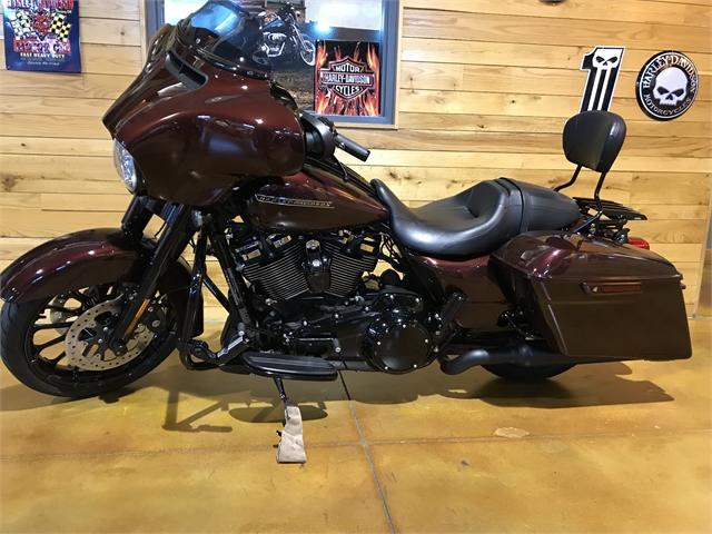 2018 Harley-Davidson Street Glide Special at Thunder Road Harley-Davidson