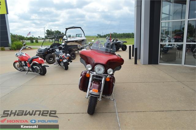 2008 Harley-Davidson Electra Glide Ultra Classic at Shawnee Honda Polaris Kawasaki