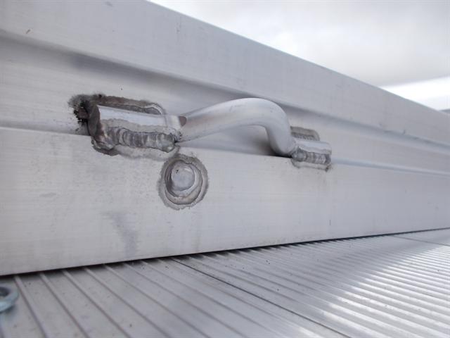 2022 Aluma Single Heavy Axle Utility Trailers 6810H at Nishna Valley Cycle, Atlantic, IA 50022