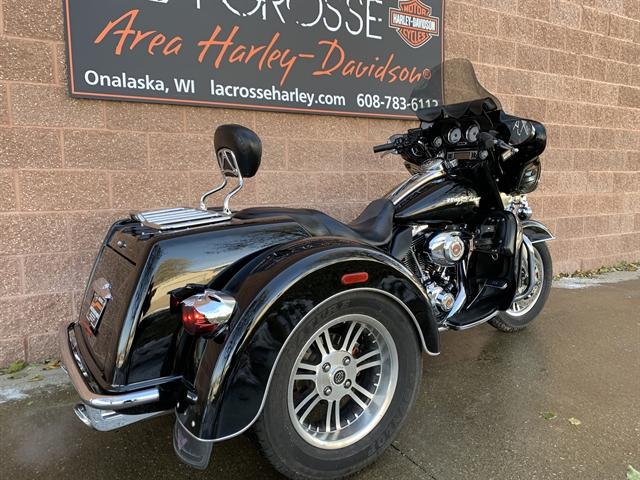 2010 Harley-Davidson Trike Street Glide at La Crosse Area Harley-Davidson, Onalaska, WI 54650