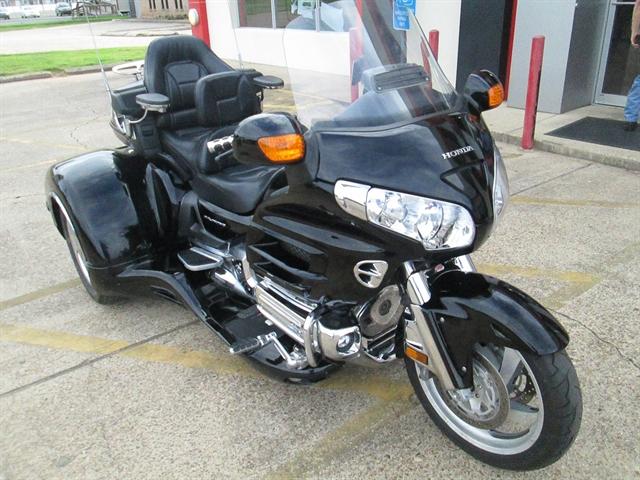 2008 Honda Gold Wing TRIKE Premium Audio at G&C Honda of Shreveport