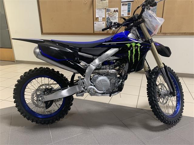 2021 Yamaha YZ 450F at Star City Motor Sports