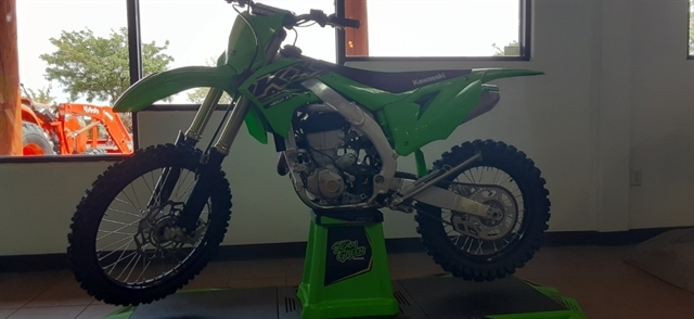 2021 Kawasaki KX 450XC at Santa Fe Motor Sports