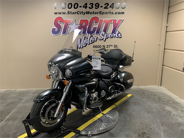 2021 Kawasaki Vulcan 1700 Voyager ABS at Star City Motor Sports