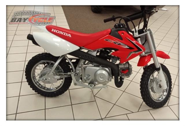2021 Honda CRF50F 50F at Bay Cycle Sales