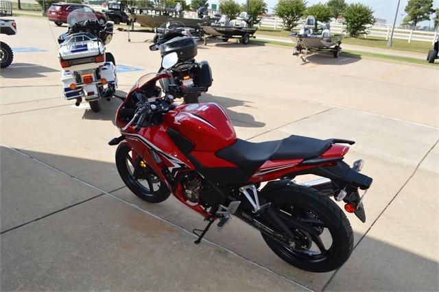 2021 Honda CBR300R Base at Shawnee Honda Polaris Kawasaki
