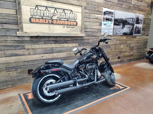 2020 Harley-Davidson FLFBSANV at Bull Falls Harley-Davidson
