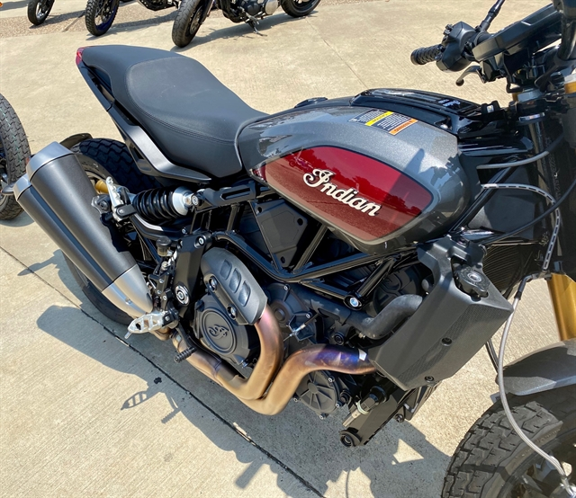 2019 Indian FTR 1200 S at Shreveport Cycles