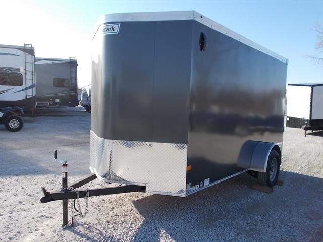 2020 Haulmark Cargo Trailer Transport V-Nose at Nishna Valley Cycle, Atlantic, IA 50022
