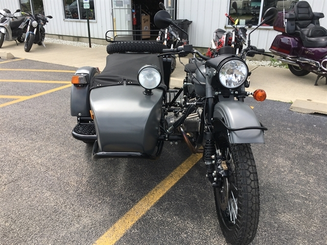 2016 URAL GEAR UP SLATE GRAY at Randy's Cycle, Marengo, IL 60152