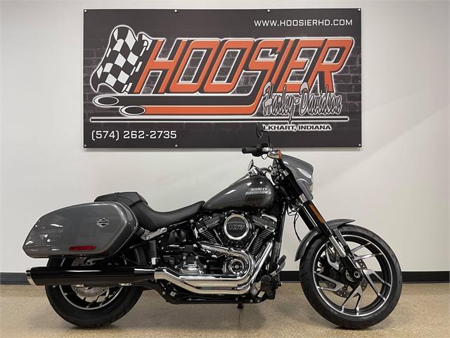 2021 Harley-Davidson Cruiser Sport Glide at Hoosier Harley-Davidson