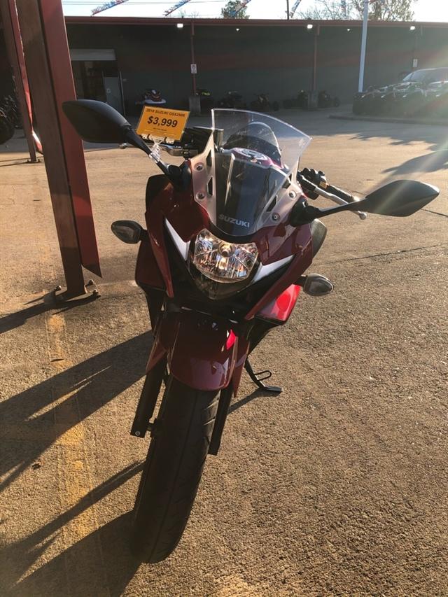 2019 Suzuki GSX 250R at Wild West Motoplex