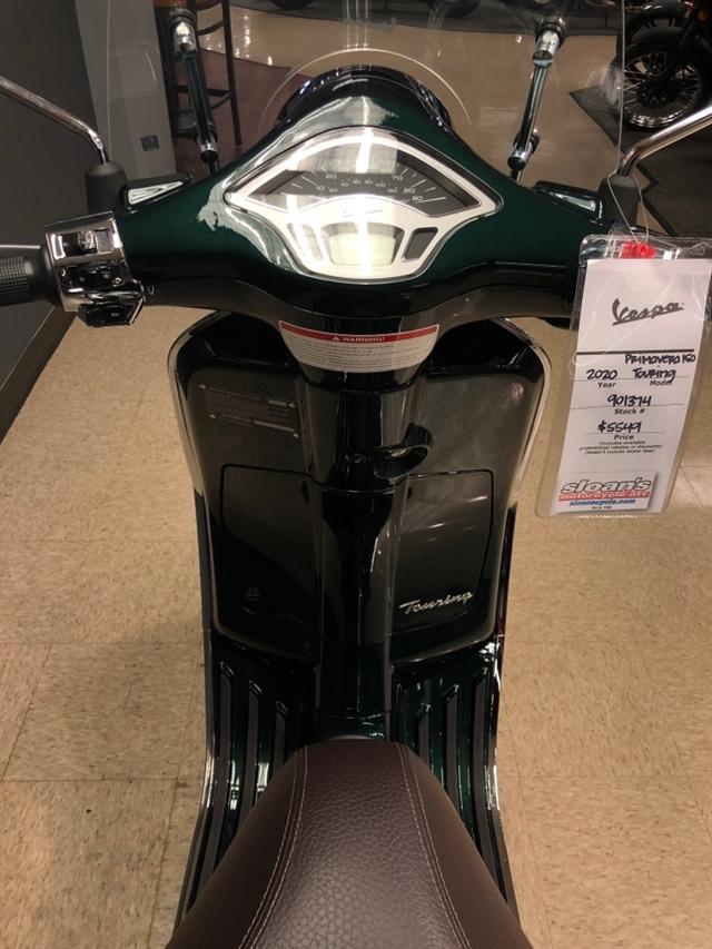 2020 Vespa PRIMAVERA 150 IGET TOURING PRIMAVERA 150 TOURING at Sloans Motorcycle ATV, Murfreesboro, TN, 37129