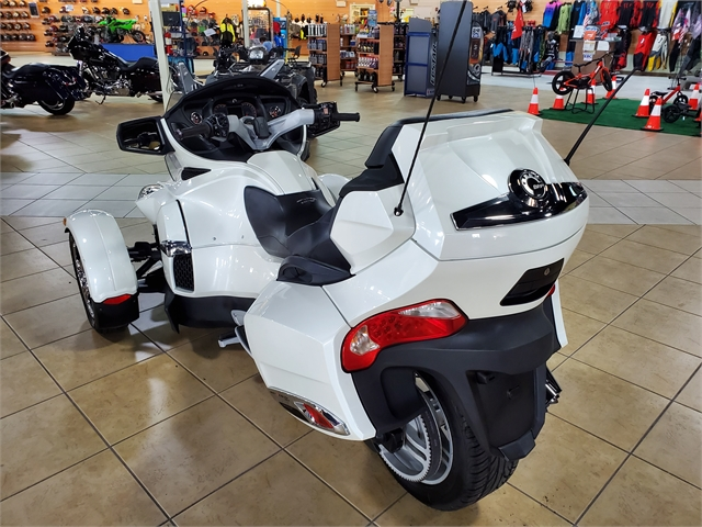 2012 Can-Am Spyder Roadster RT-Limited at Sun Sports Cycle & Watercraft, Inc.
