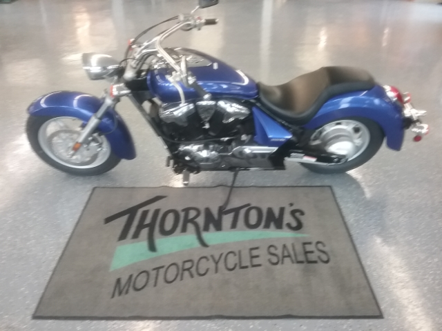 2015 Honda Stateline Base at Thornton's Motorcycle - Versailles, IN