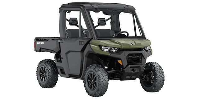 2021 Can-Am Defender DPS CAB HD8 at Riderz