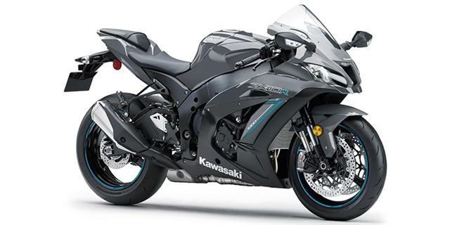 2019 Kawasaki Ninja® ZX™-10R Base at Jacksonville Powersports, Jacksonville, FL 32225