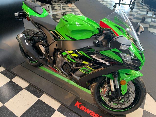 2019 Kawasaki Ninja ZX-10R KRT Edition at Jacksonville Powersports, Jacksonville, FL 32225