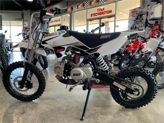 2021 SSR SR125 at Kent Motorsports, New Braunfels, TX 78130