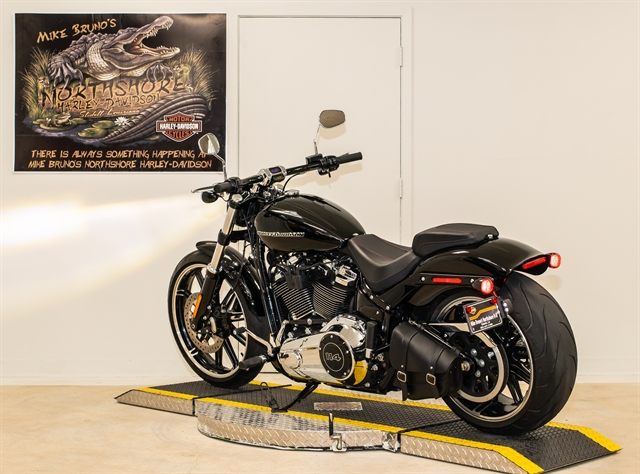 2018 Harley-Davidson Softail Breakout 114 at Mike Bruno's Northshore Harley-Davidson