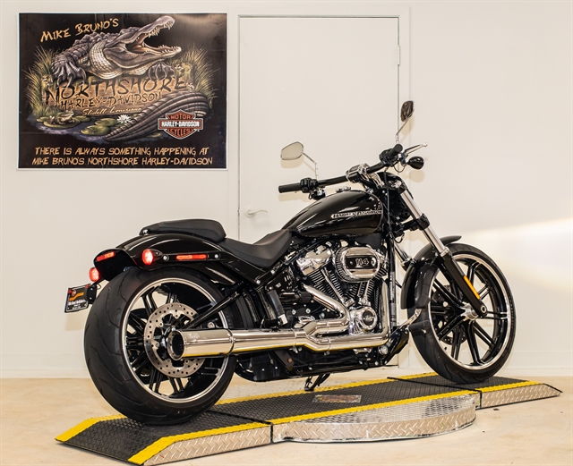 2018 Harley-Davidson Softail Breakout 114 at Mike Bruno's Northshore Harley-Davidson