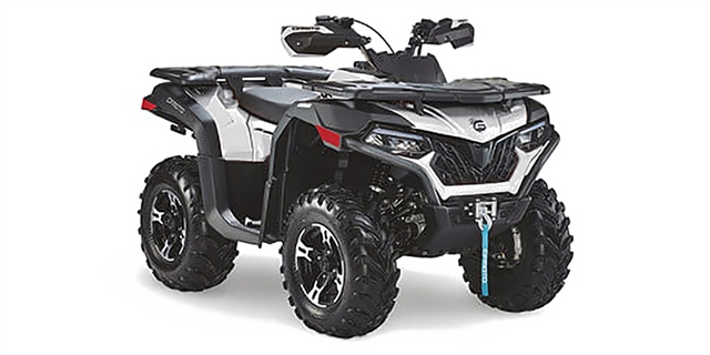 2020 CFMOTO CFORCE 600 at Hebeler Sales & Service, Lockport, NY 14094
