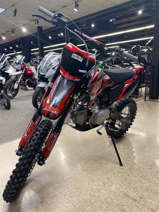 2021 SSR Motorsports SR125 125TR-BW at Sloans Motorcycle ATV, Murfreesboro, TN, 37129