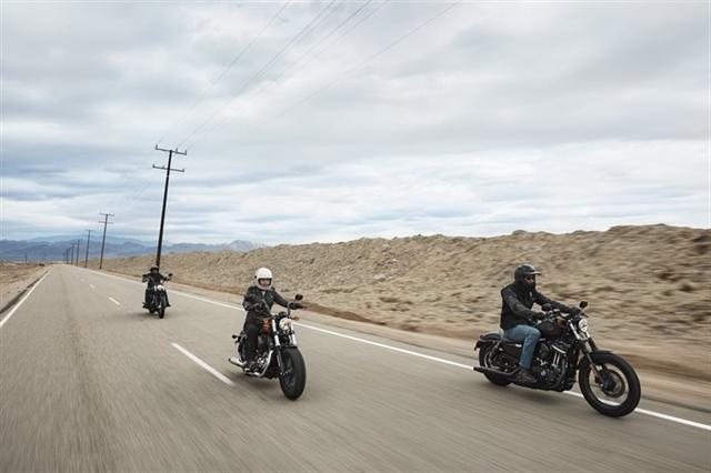 2020 Harley-Davidson Softail Street Bob at Bud's Harley-Davidson Redesign