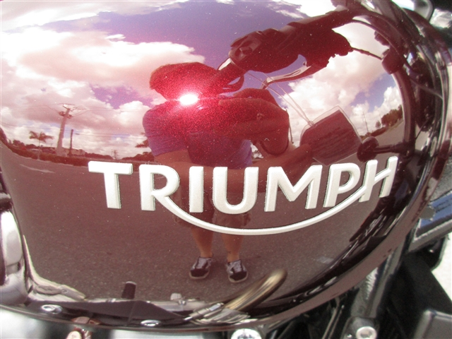 2020 Triumph Bonneville Bobber Base at Fort Myers