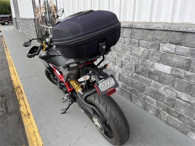 2014 Ducati Hyperstrada 821 at Lynnwood Motoplex, Lynnwood, WA 98037