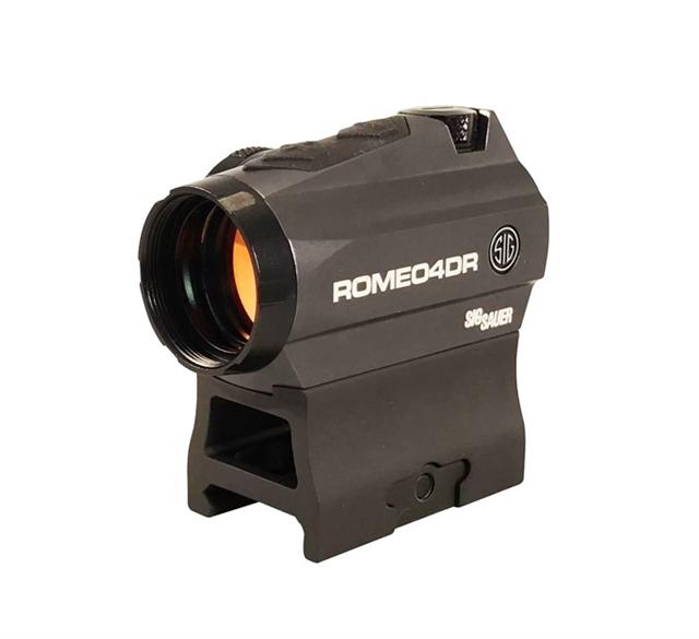 2020 Sig Sauer Optics ROMEO4 at Harsh Outdoors, Eaton, CO 80615