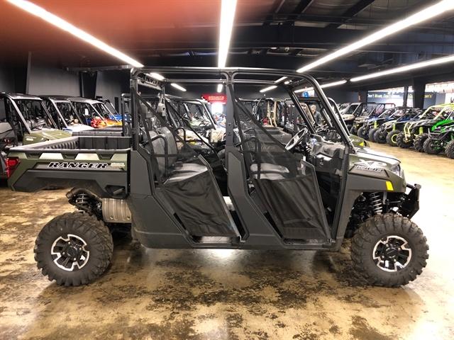 2020 Polaris Ranger Crew XP 1000 Premium at Sloans Motorcycle ATV, Murfreesboro, TN, 37129