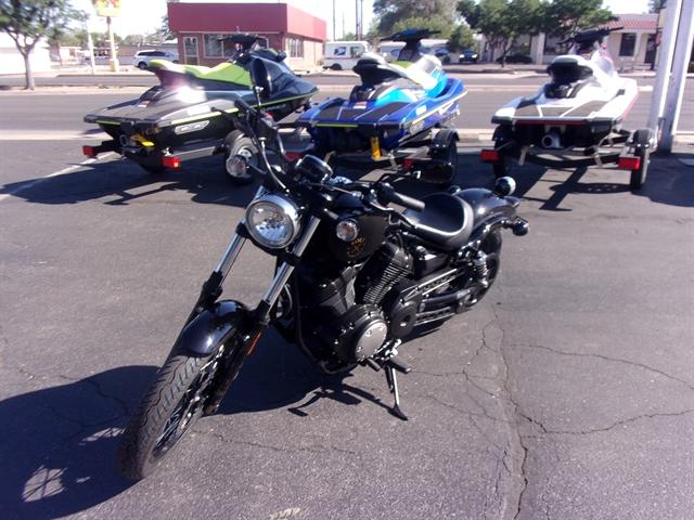 2018 Yamaha Bolt Base at Bobby J's Yamaha, Albuquerque, NM 87110