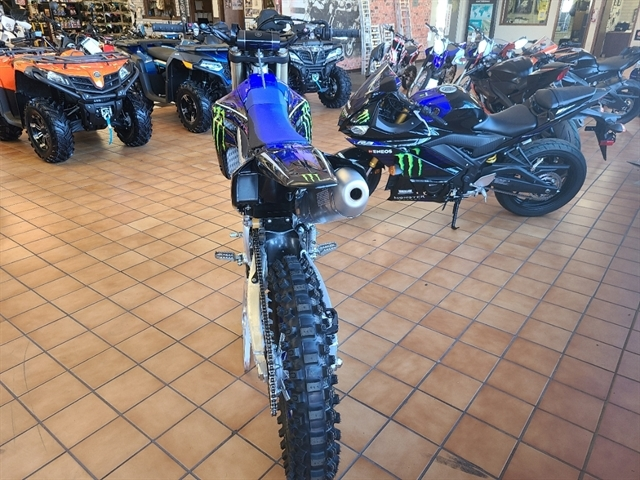 2021 Yamaha YZ 450F Monster Energy Yamaha Racing Edition at Bobby J's Yamaha, Albuquerque, NM 87110