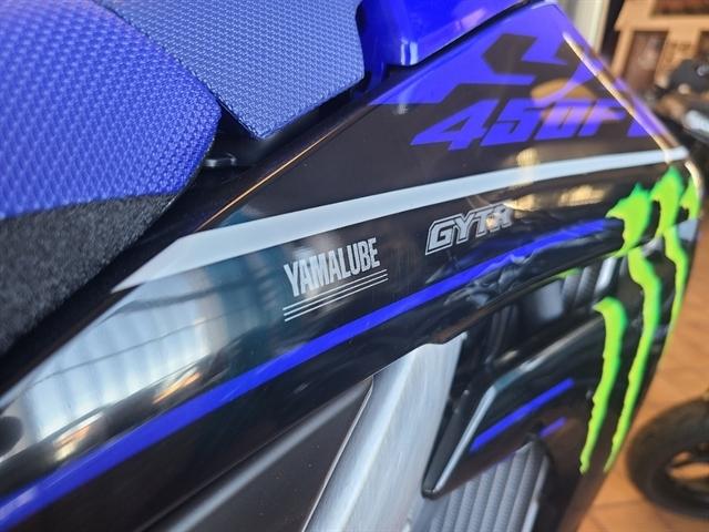2021 Yamaha YZ 450F Monster Energy Yamaha Racing Edition at Bobby J's Yamaha, Albuquerque, NM 87110