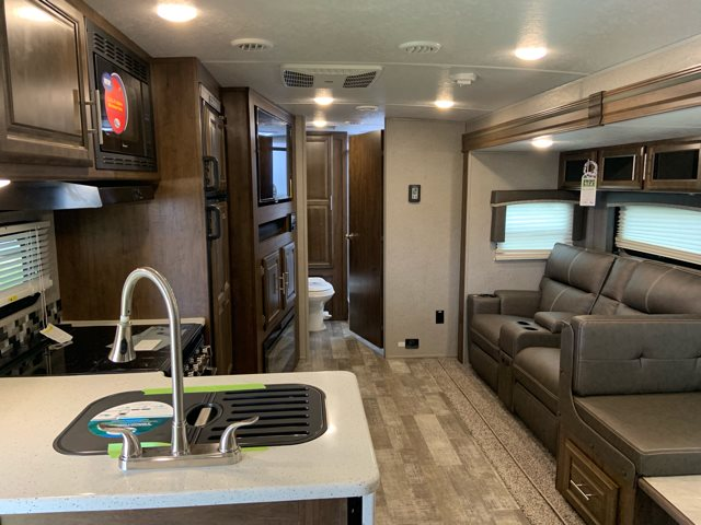 2020 Forest River Rockwood Ultra Lite 2912BS Rear Bath at Campers RV Center, Shreveport, LA 71129
