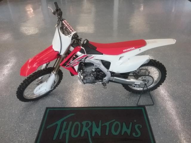 2017 Honda CRF 250R at Thornton's Motorcycle - Versailles, IN