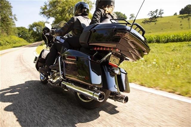 2021 Harley-Davidson Touring CVO Limited at Texoma Harley-Davidson