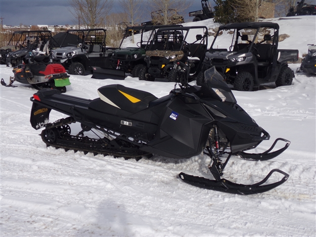 2012 Ski-Doo Summit X 154 800R E-TEC $125/month at Power World Sports, Granby, CO 80446