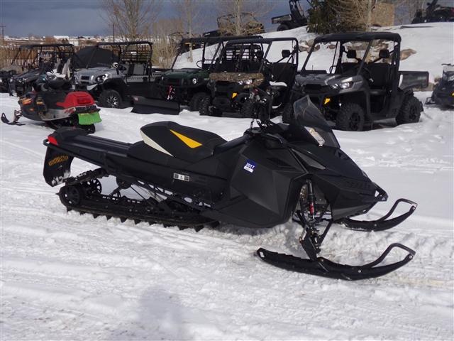 2012 Ski-Doo Summit X 154 800R E-TEC $125/month at Power World Sports, Granby, CO 80446