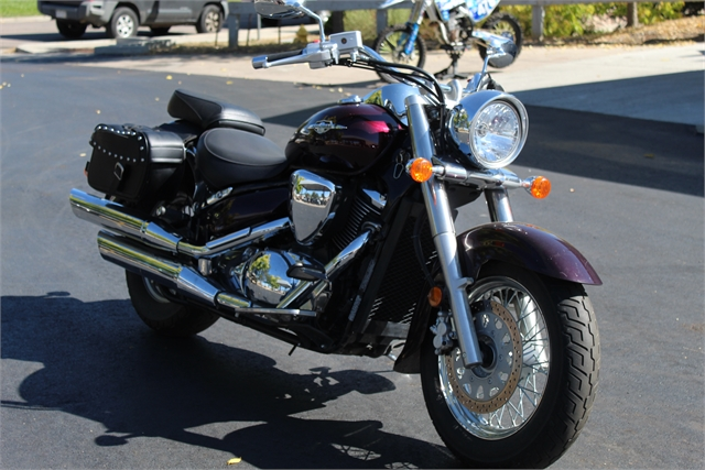 2009 Suzuki Boulevard C50 at Aces Motorcycles - Fort Collins
