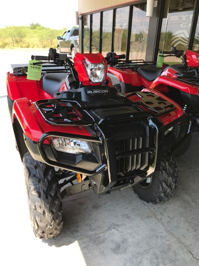 2020 Honda FourTrax Foreman® Rubicon 4x4 Automatic DCT EPS at Dale's Fun Center, Victoria, TX 77904