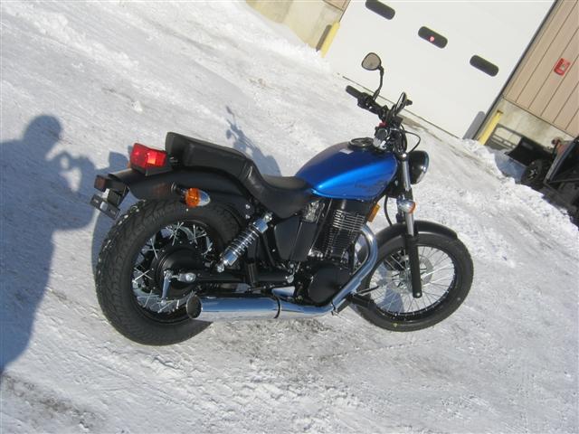 2019 Suzuki Boulevard S40 at Brenny's Motorcycle Clinic, Bettendorf, IA 52722
