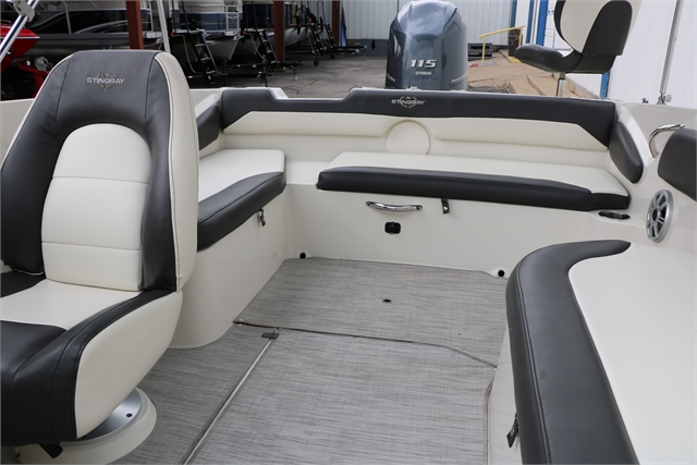 2017 Stingray 182SC at Jerry Whittle Boats